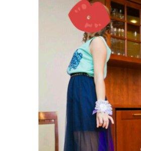 Платье вечернее на выпускной