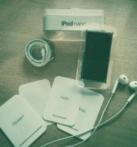 iPod nano 7 Space Gray