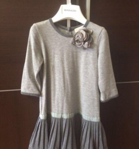 платье Monnalisa Италия (оригинал) б/у р-р 4 года