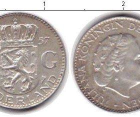 Монета 1 Гульден
