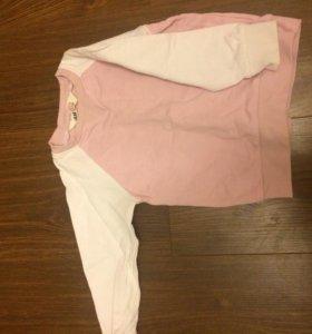 одежда на девочку 2 лет пакетом