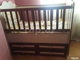 Кроватка+новый матрац