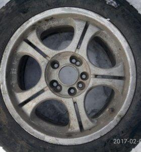 Литые диски 16