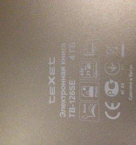 Электронная книга texet TB126SE