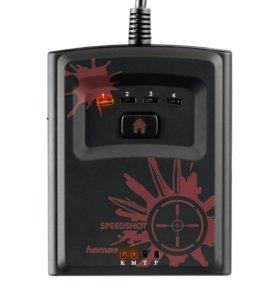 Speedshot мышь/клавиатура для Sony PlayStation 3