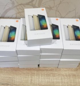 Новые Xiaomi Note 3 pro 16gb/32gb