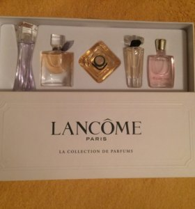 Lancome-набор парфюма