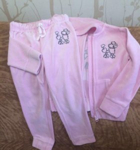 спортивный костюм mothercare р-р 110-116
