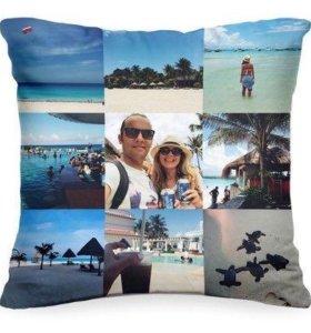 Подушки с фото