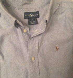 Рубашка для мальчика Ralph Lauren 7-8 лет