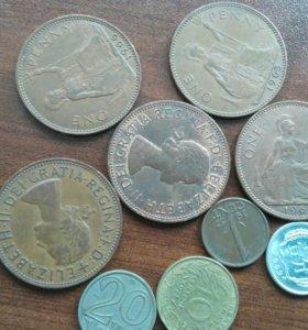 10 разных монет #22
