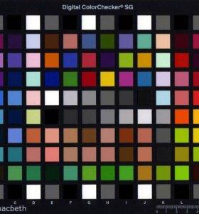 ColorChecker Digital SG состояние 4++