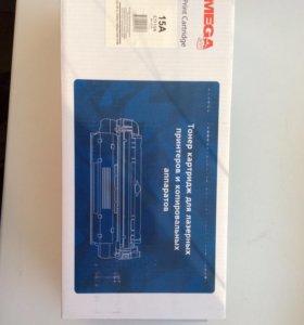 картридж 15A для принтера HP LJ 1000w/1005w/3300