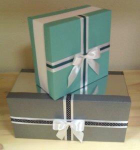 Подарочная коробка, упаковка