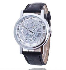 Часы скелет