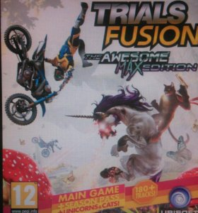 Trials Fusion The awesome PS4