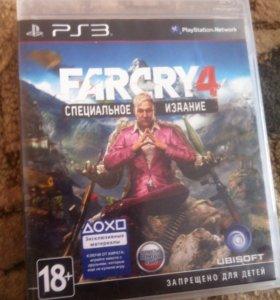 Far Cray 4 на PS3