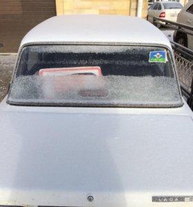 Крышка багажника на ваз 2107, цвет белый