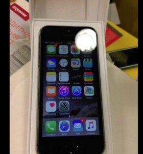 Продам Айфон 5S 16 Гб 89123147077