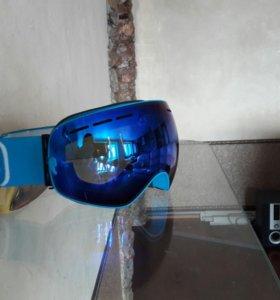 Горнолыжные очки новые