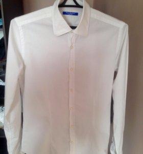 Рубашка Monte Napoleone размер 15 3/4- 40