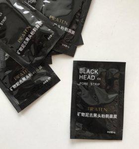 Чёрная маска от чёрных точек