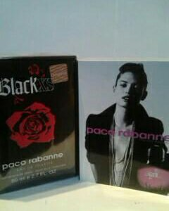 Black XS for Her от Paco Rabanne женский