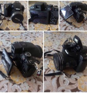 Фотоаппарат Nikon Coolpix P 510
