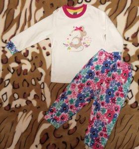 Новая пижама на девочку