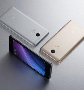Новый Xiaomi Redmi 4 Во всех цветах!