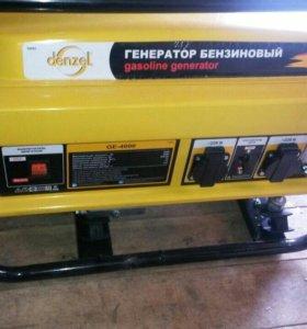 Бензогенератор ge-4000
