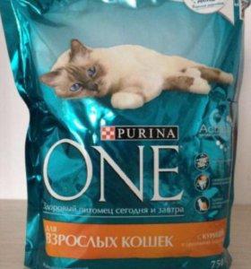 Пурина ( purina one) корм для кошек