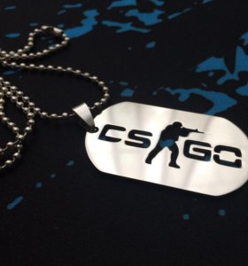 Ожерелье, брелок cs:go