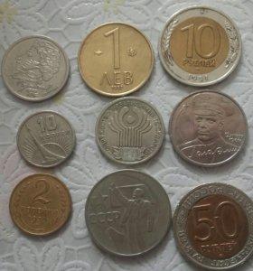 Продаю монеты.торг