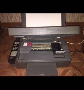 принтер сканер epson цветной