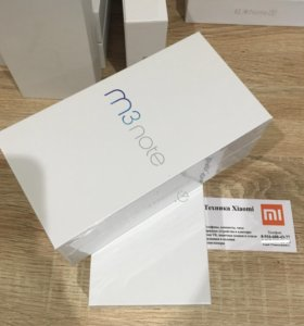 Meizu M 3 note 32 gb новые С Гарантией