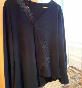 Блуза 48-54размер
