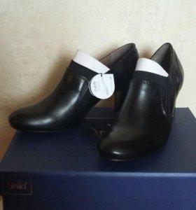 Новые туфли caprice