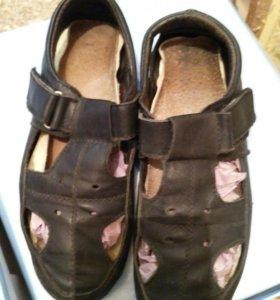 Туфли-сандалии