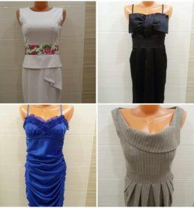 Платья от 150