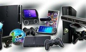 Ремонт цифровой техники и игровых приставок.