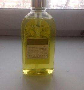 Жидкое мыло для рук с лимоном и вербеной