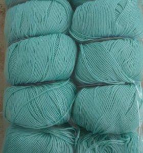 Пряжа для вязания Египет,Италия