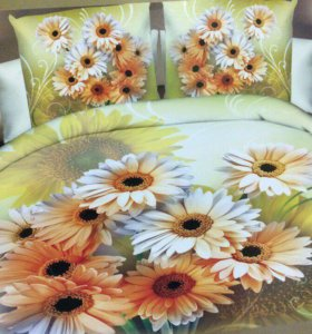 1,5 спальный Комплект постельного белья