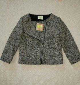 Новый пиджак- пальто crazy8