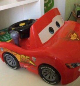 """Машинка-игрушка """"Юный водитель"""""""