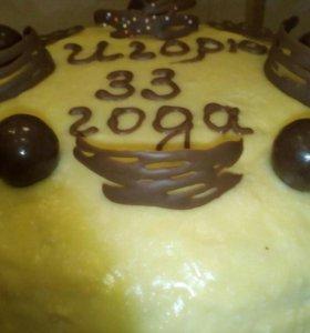Домашняя выпечка: лазанья, торты, пироги, пирожки
