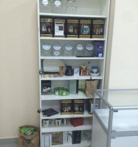 Продаётся оборудование для чайного магазина!
