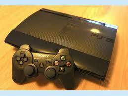 Продаю Sony Playstation 3 super slim 120g