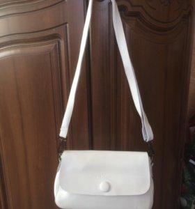 Новая кожаная сумка Chloe